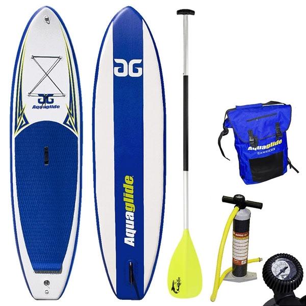 Nafukovasí paddleboard Aquaglide