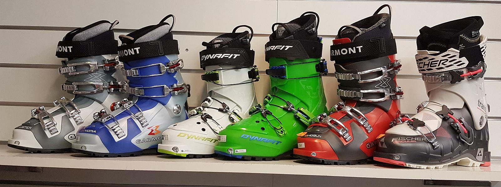 bazar skialpových bot_boatpark.cz
