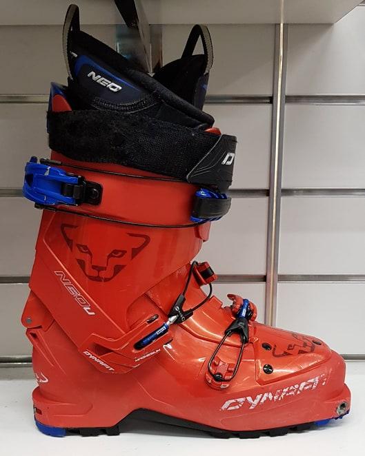 použité boty Dynafit Neo z půjčovny