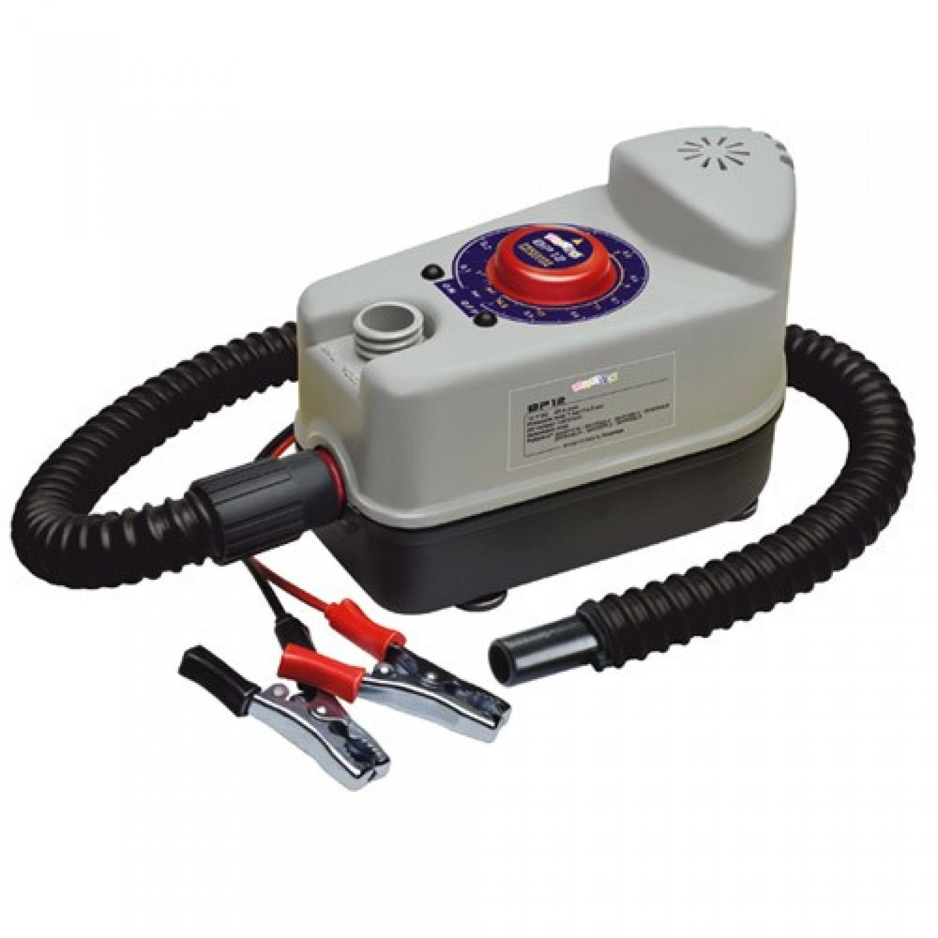 Pumpy a kompresory