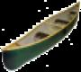 Open canoes
