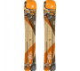 Used backcountry skis
