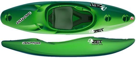 Zet Kayaks Raptor