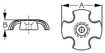Sealect d.line guide slotted