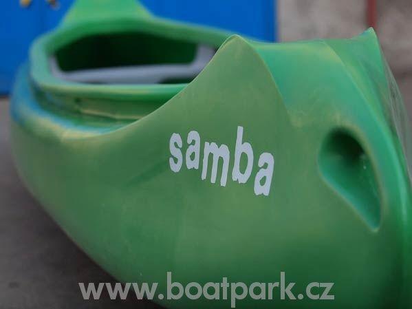 Železný Samba 5.2