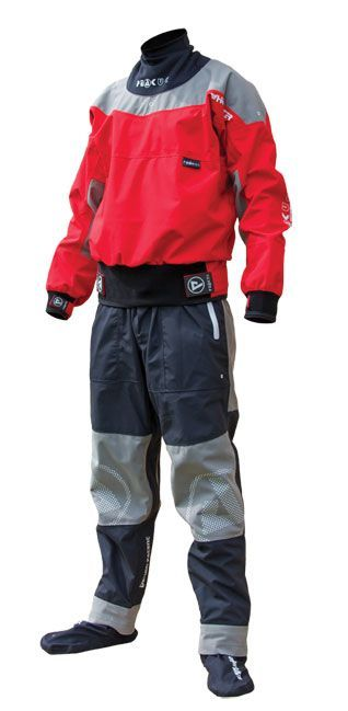PeakUK Whitewater suchý oblek