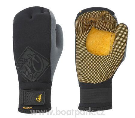 Palm Talon open mitts rukavice