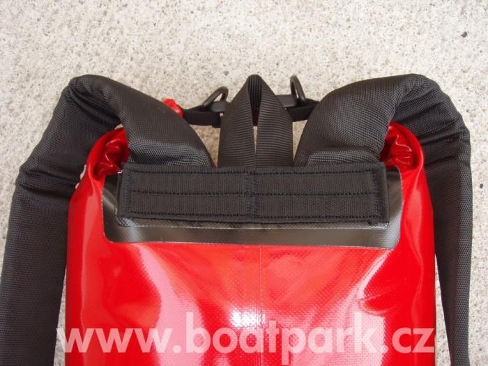 Boatpark loďák 100L s popruhy