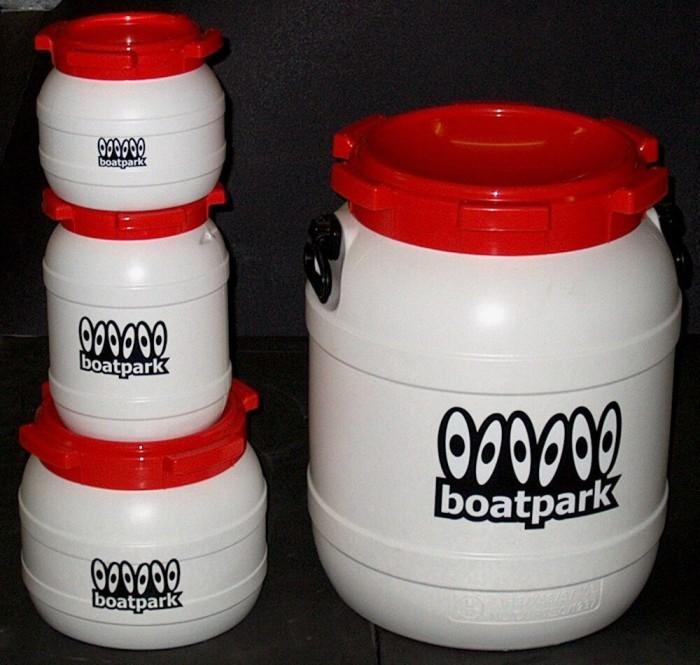 Boatpark soudek 26l