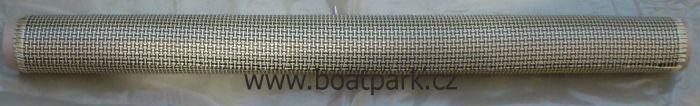 Aramid/uhlíková tkanina 164g/m2