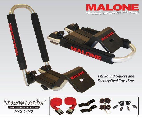 Malone Downloader střešní nosič