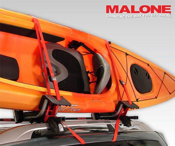 Malone Downloader střešní nosič na kajaky
