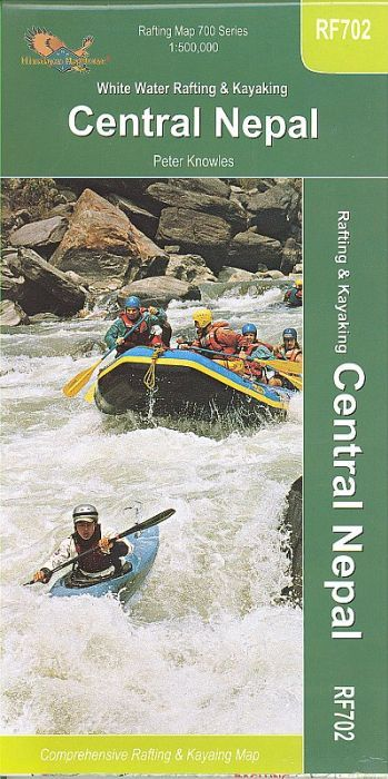 Central Nepal kayaking and rafting