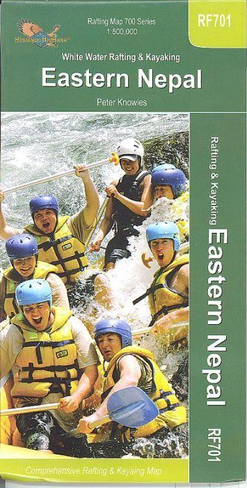 Eastern Nepal kayaking and rafting