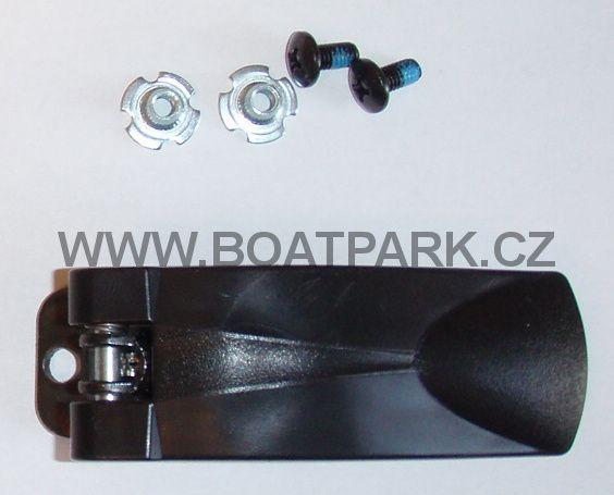 Full tilt FT plastic middle buckle