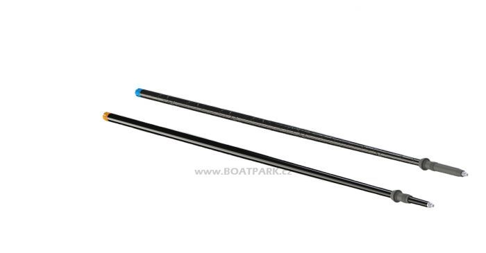 G3 7075 ALu pole shaft
