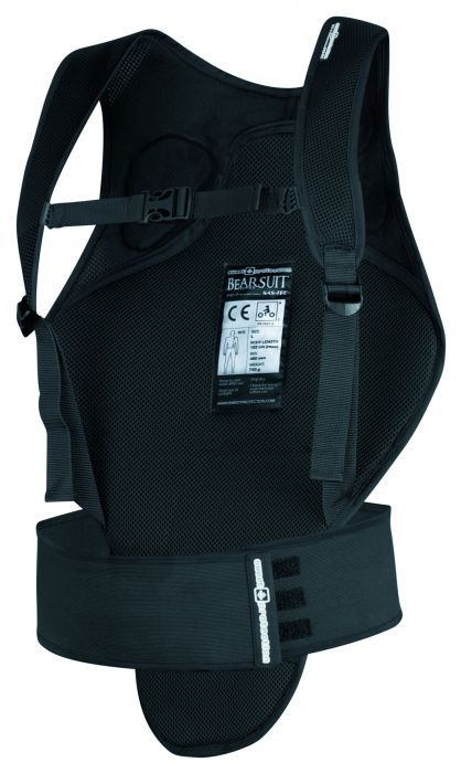 Sweet Bearsuit back protector