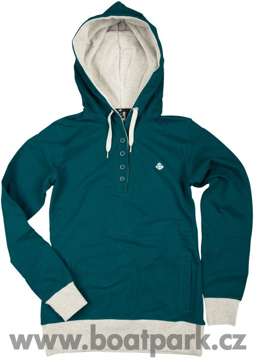 Sweet Button wmn hoodie mikina