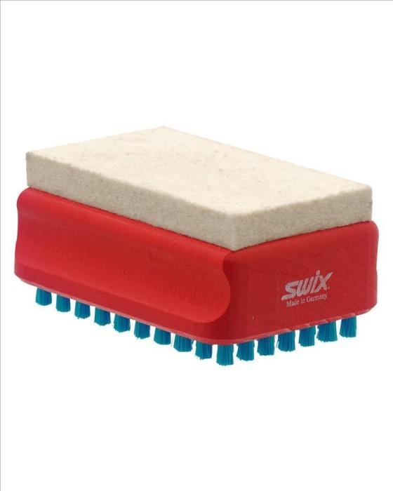 Swix kartáč F4 T166B combi