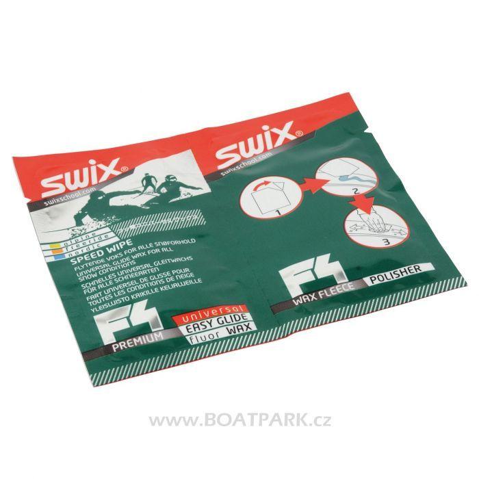 Swix F4W ubrousky liquid 10ml