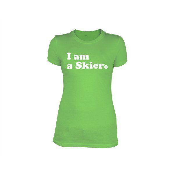 Line Skier forever S/S triko