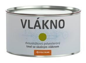 Polyesterový tmel VLÁKNO 0,5 kg