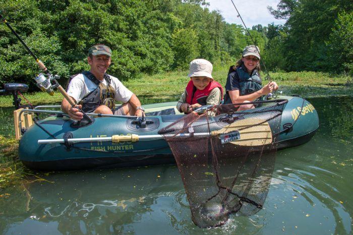 Sevylor Fish Hunter HF250