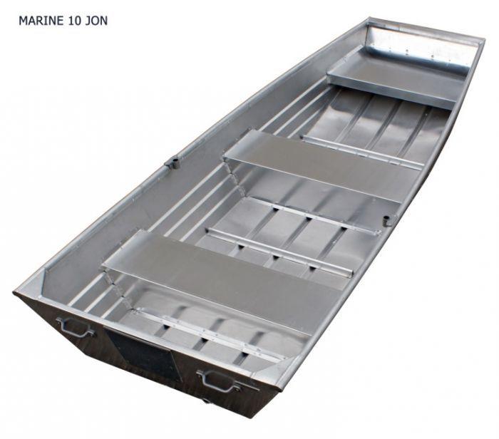 Marine Jon 10 stříbrná