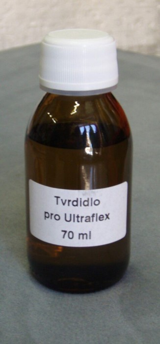 GTX Ultraflex tvrdidlo 70ml