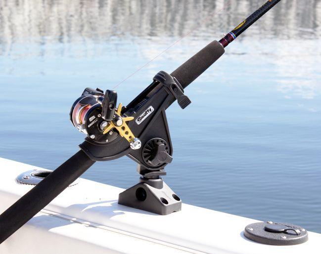 Scotty 280 otočný držák na prut na ryby
