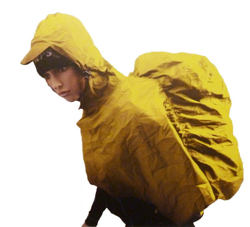 Pieps Raincover yellow