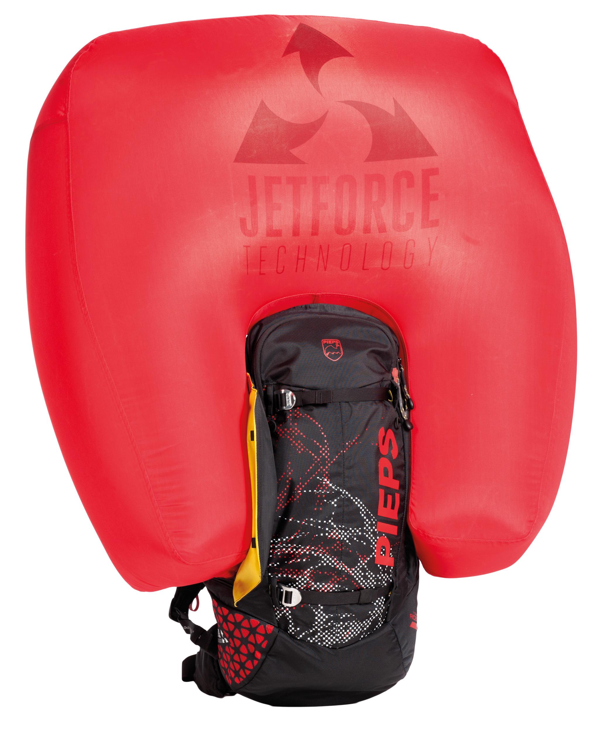 Pieps Jetforce Tour Pro 34L red