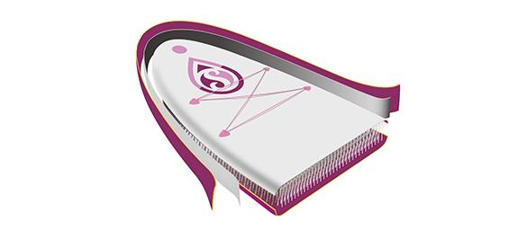 technologie paddleboard SKIFFO XX