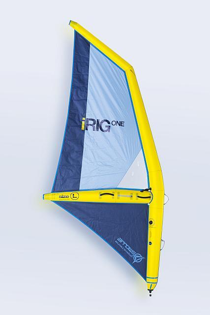nafukovací plachta Arrows iRig L