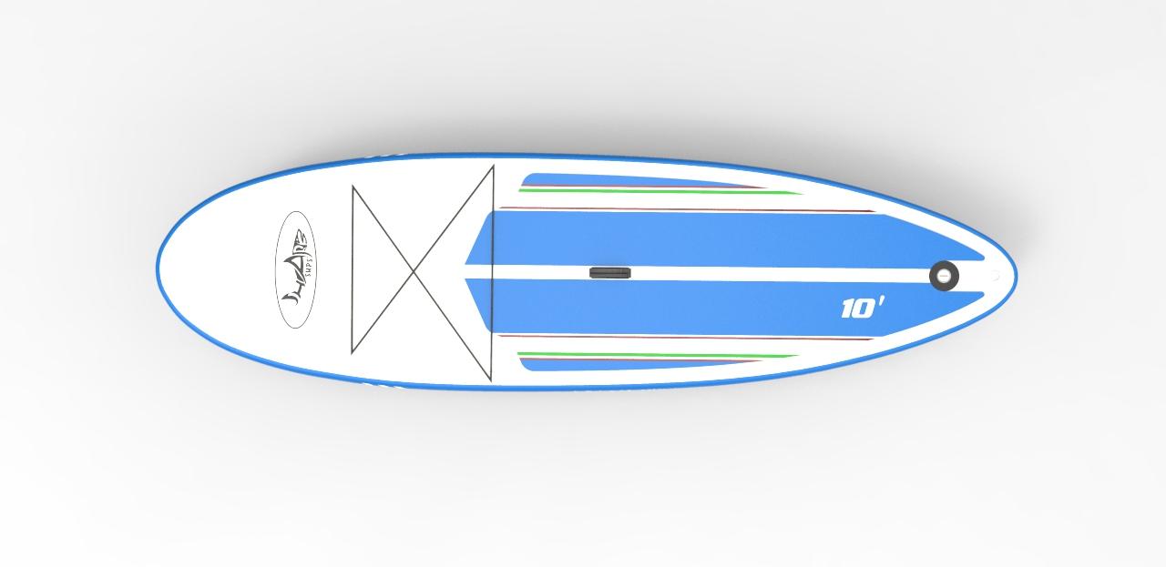 Paddleboard Shark Windsurf 10-32