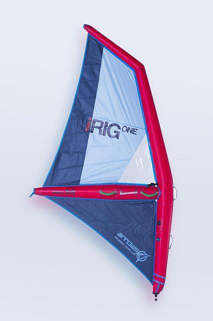 nafukovací plachta Arrows iRig M