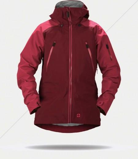 Dámská bunda Sweet Protection Voodoo red.jpg