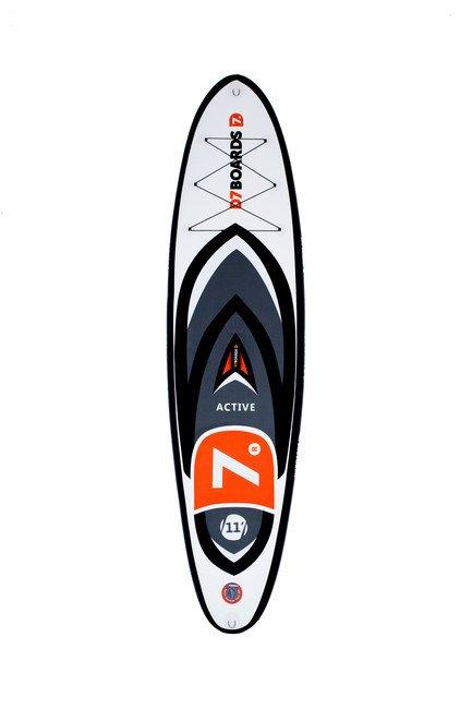 paddleboard D7 11 wind SUP board