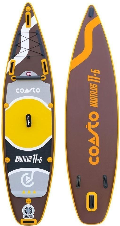 Coasto Nautilus 11'6''x34''x6''