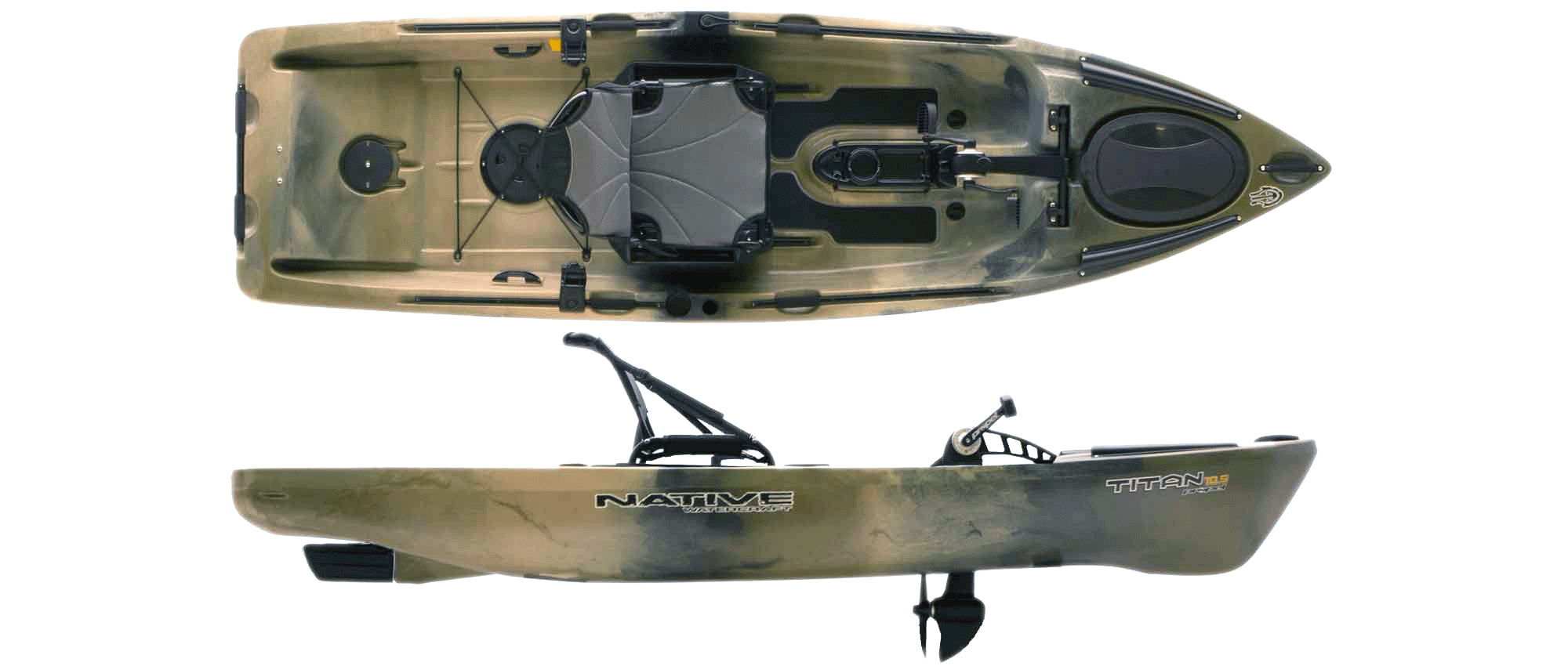 Native Watercraft titan 10.5