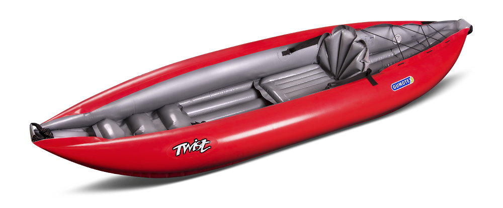 nafukovací kajak gumotex Twist 1 červený.jpg