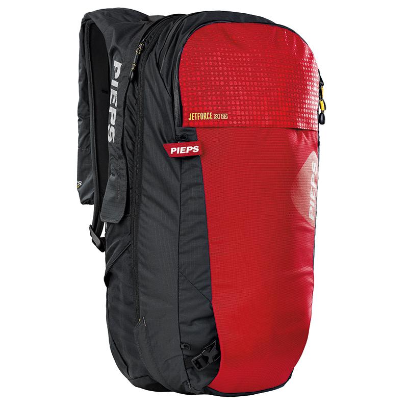 lavinový batoh Pieps Jetforce BT Pack 25L.red jpg.jpg