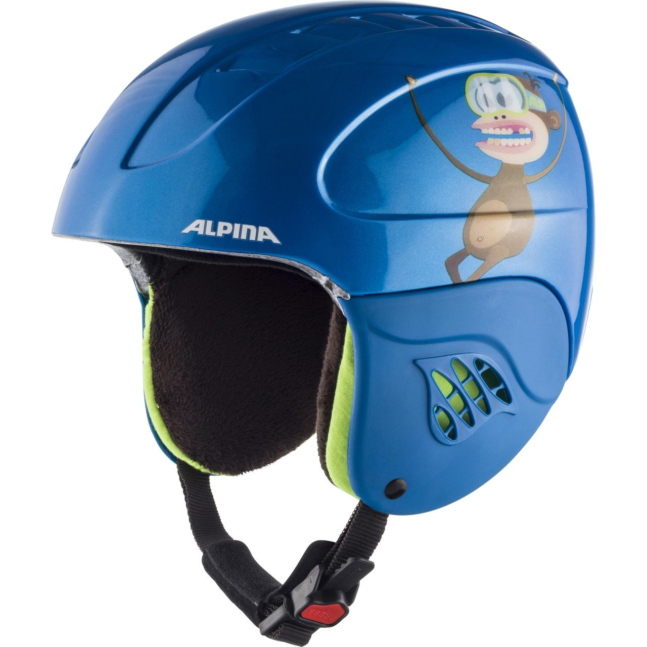Helma Alpina Carat Blue Monkey
