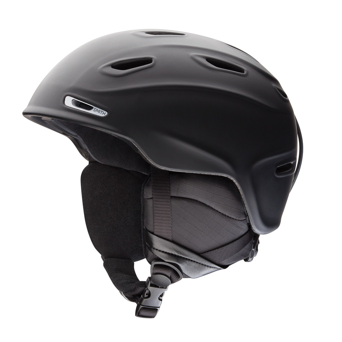 Lyžařská helma Smith Aspect matte black.jpg