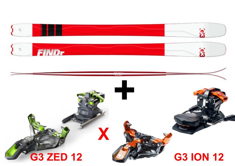 G3 FINDR 86 set