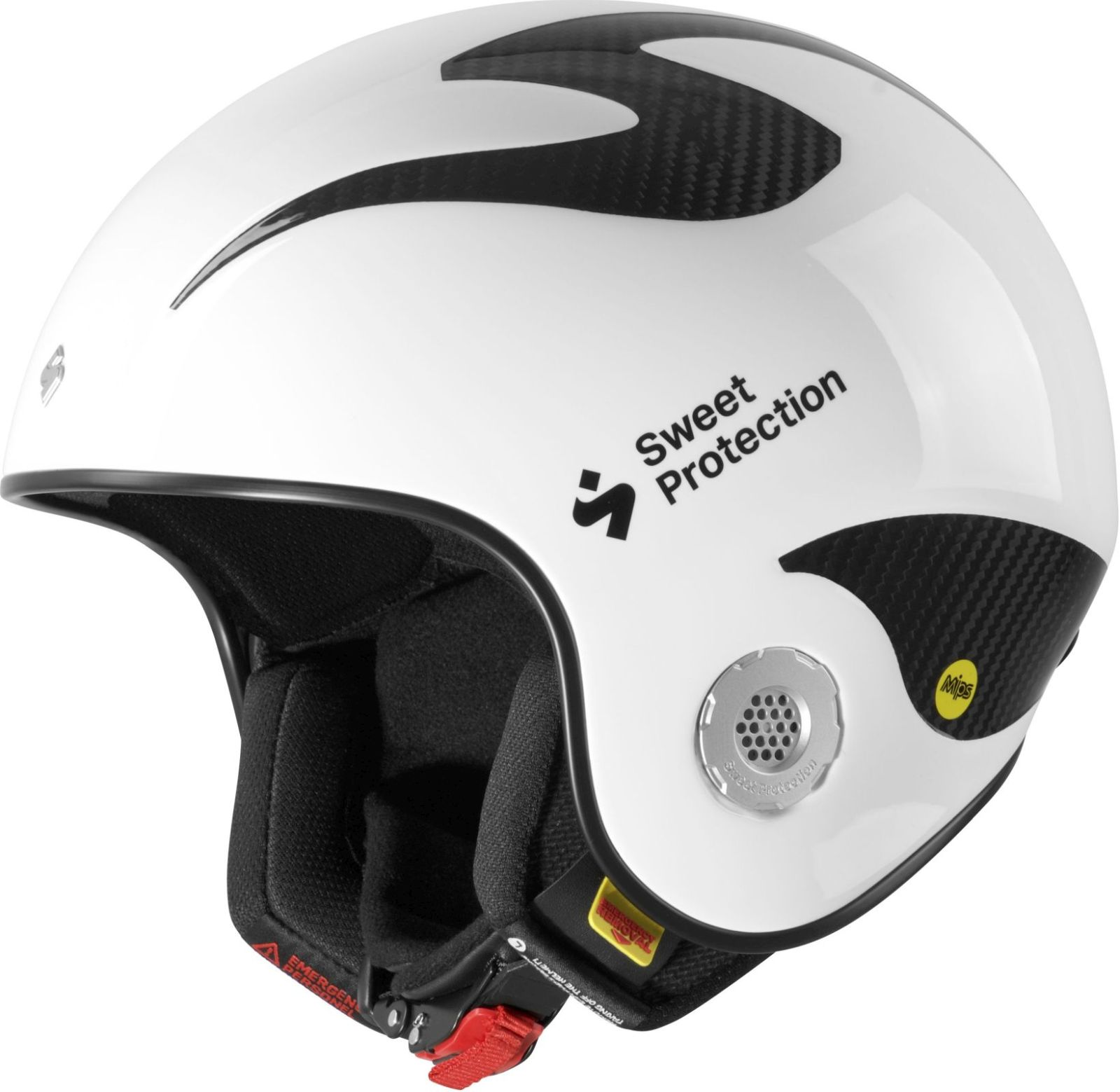 Sweet Protection Volata MIPS Gloss White_side
