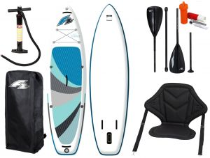 paddleboard F2 comet combo 11,5