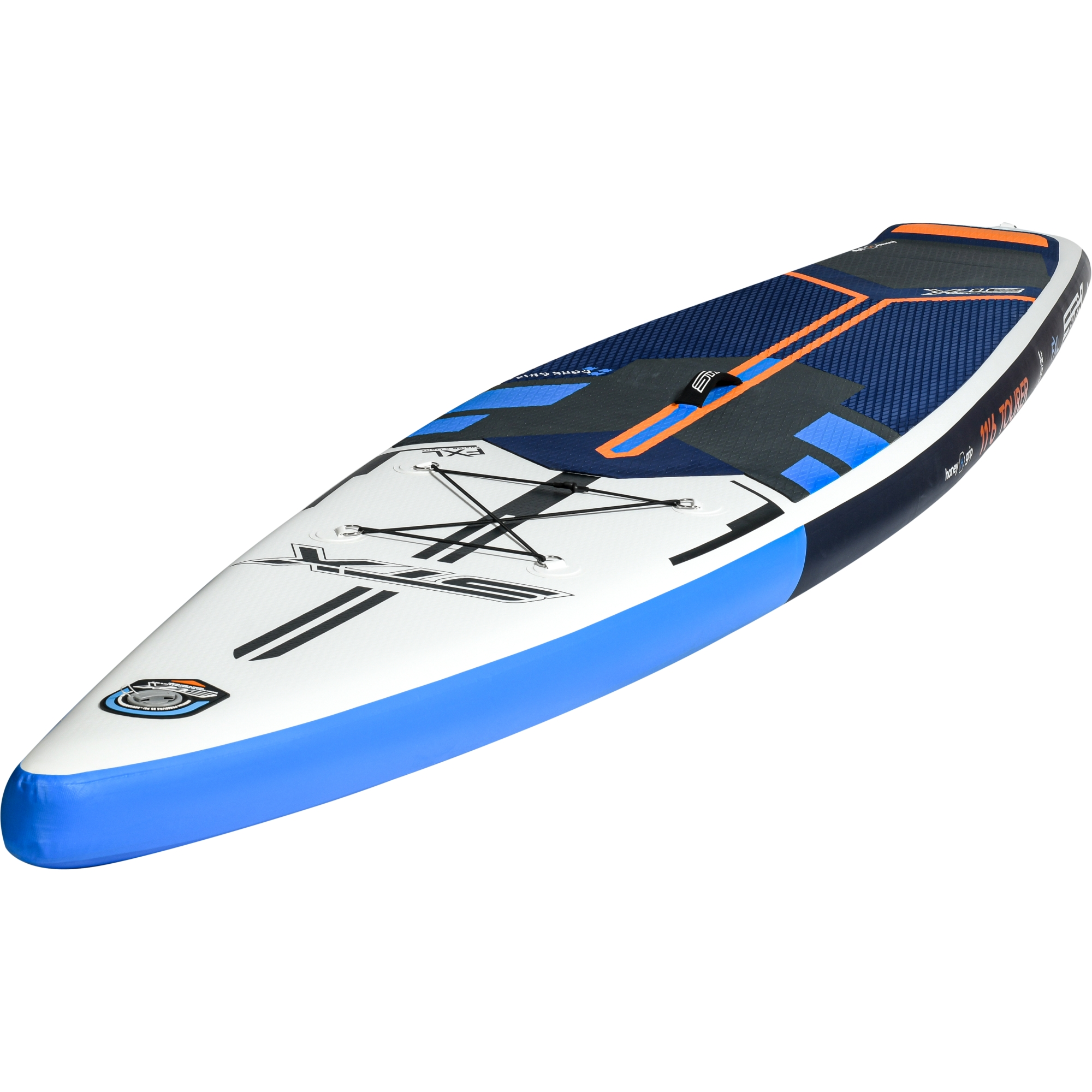 paddleboard STX_11_6_tourer_blue_side