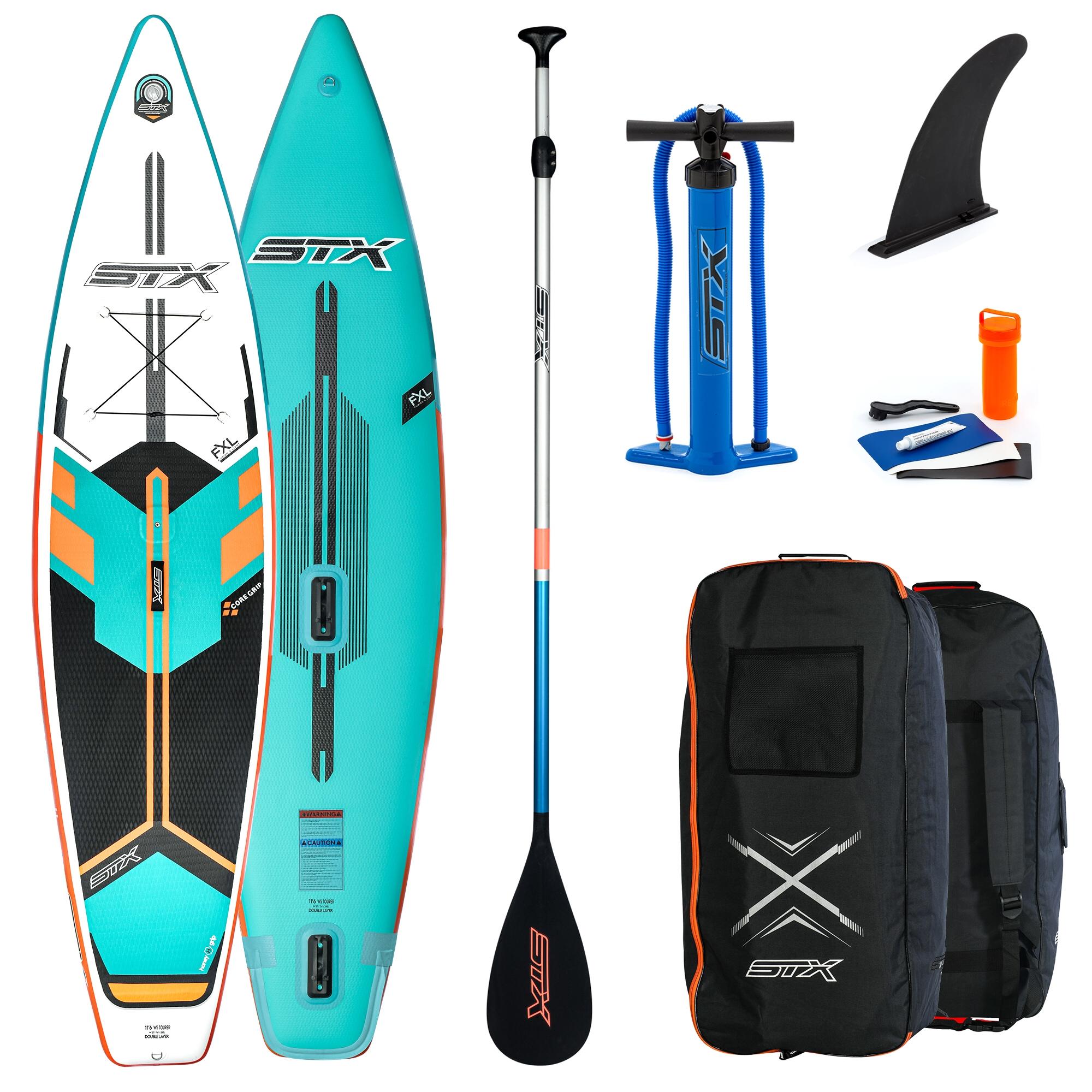Paddleboard_STX_SUP_11_6_tourer_mint_orange_set