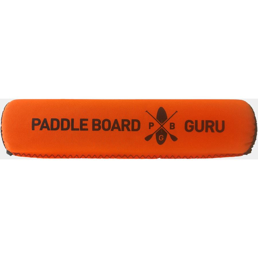 paddleboard paddle floater orange